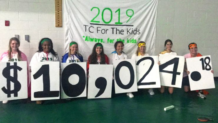 FTK Club Raises $10,024.18 'For The Kids' of Shriners Hospitals for Children — Tampa!