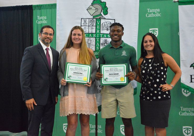 First Palomá Family Student Athlete Excellence Award Winners Announced