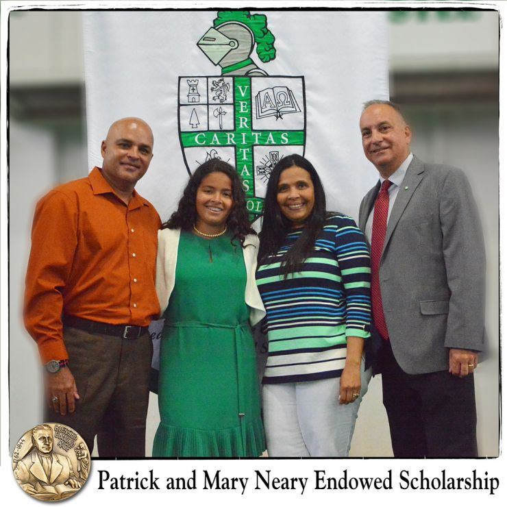 TC's 2019 Neary Scholarship Recipient Announced